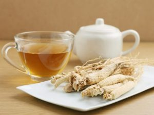 algunos beneficios para la salud del té de ginseng