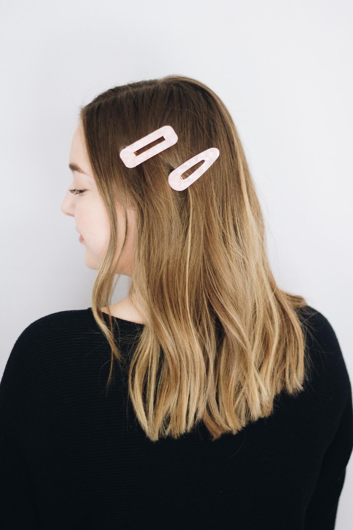 Peinados de 5 minutos para la chica en movimiento