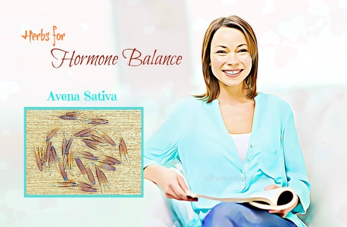 hierbas para el equilibrio hormonal
