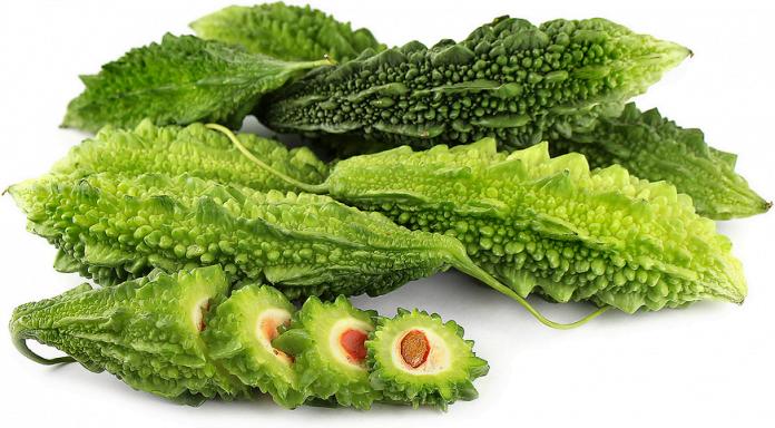 Beneficios para la salud del melón amargo