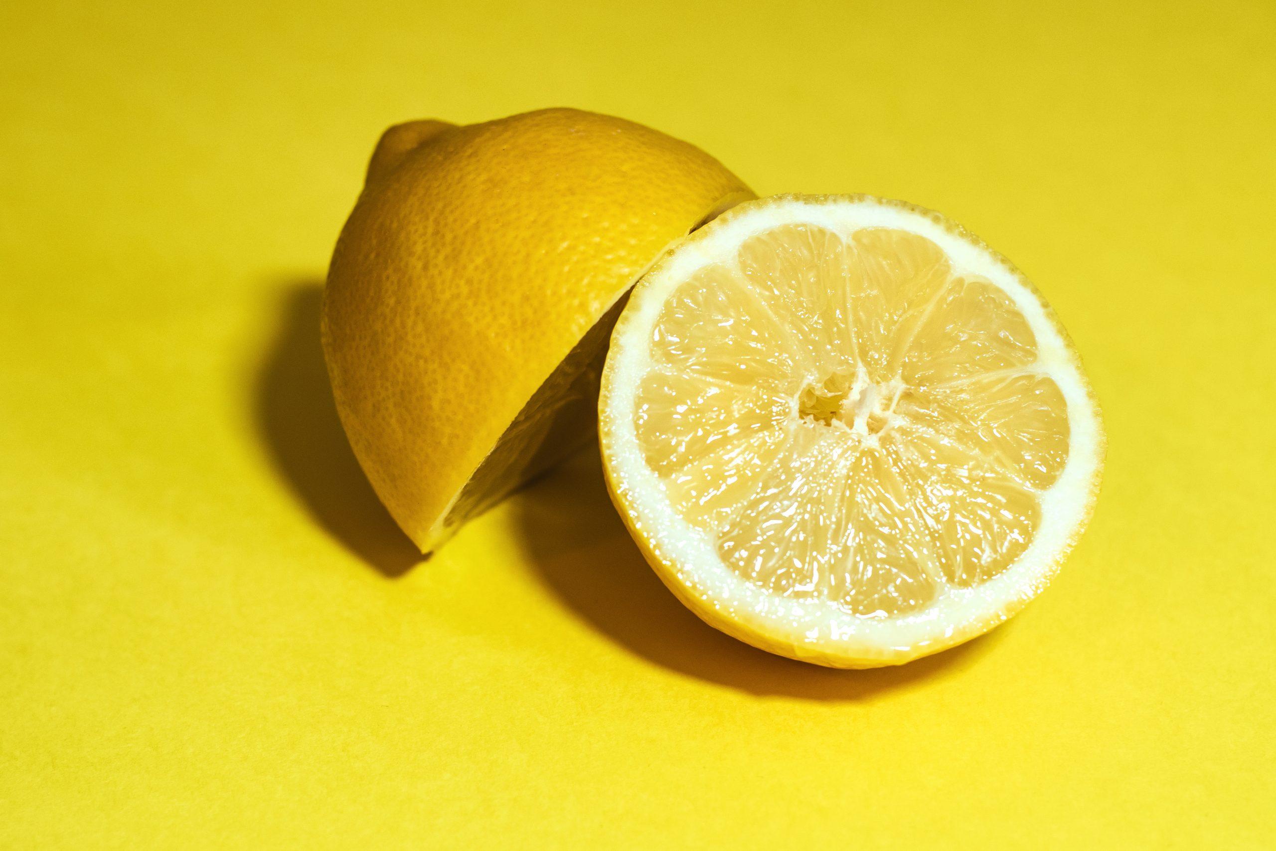 Beneficio de los limones para la salud