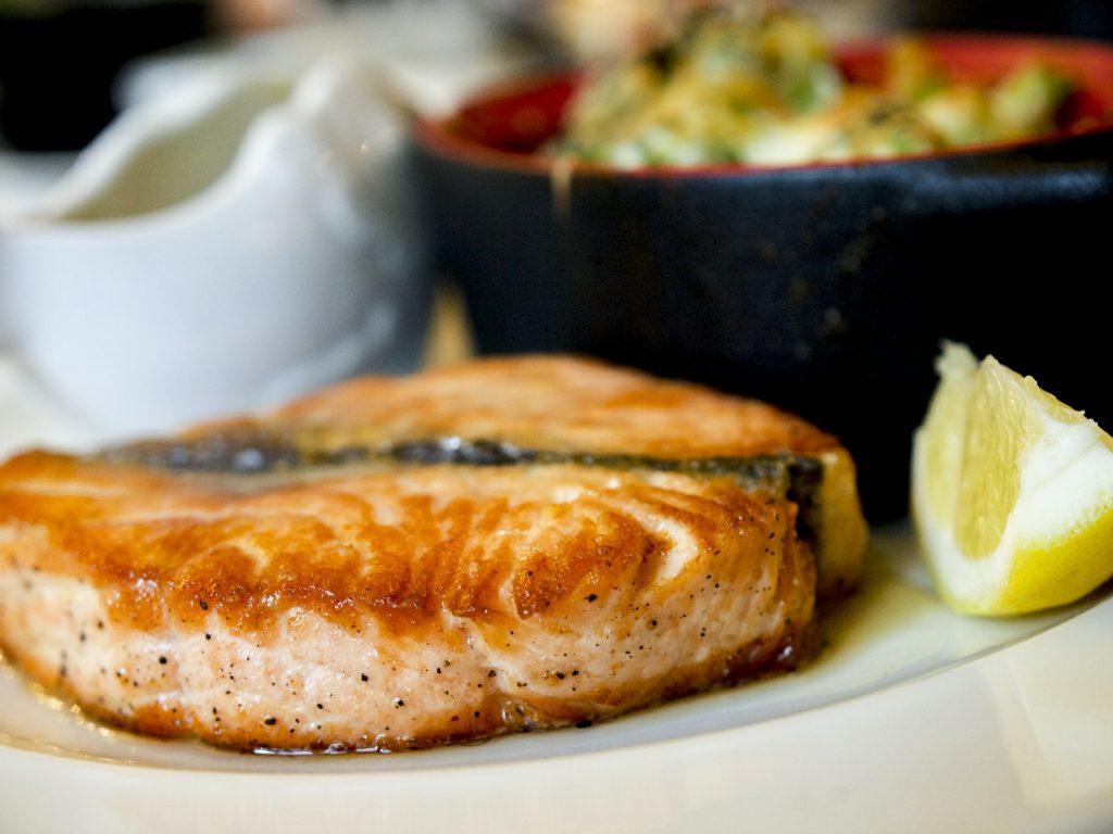 Dieta Cetognénica comida preparada