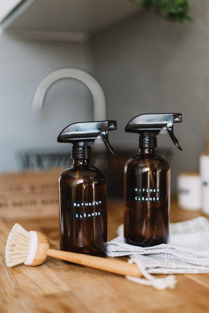Remedios para el cabello seco con vinagre