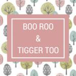 Boo Roo y Tigger también