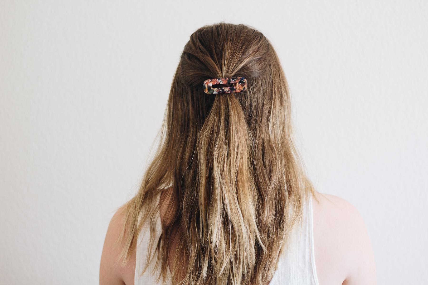 3 formas de peinarse el cabello al aire