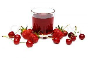 Beneficios para la salud del jugo de cereza