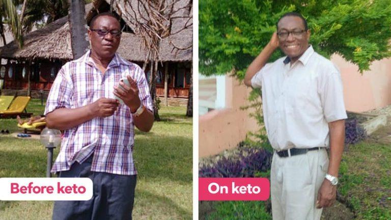 Cómo un médico de Kenia revirtió su diabetes tipo 2
