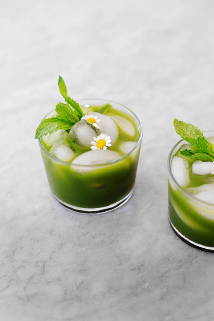 Una limonada verde para combatir la ola de calor