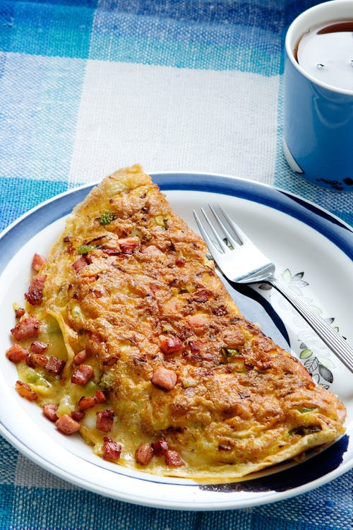 Tortilla occidental keto