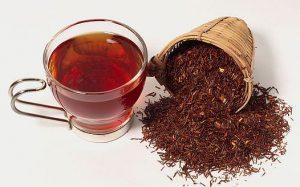 Beneficios para la salud del té rojo rooibos