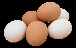 alopecia, espinillas, huevos