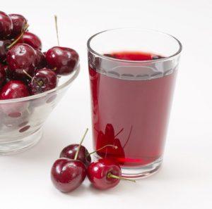 Beneficios del jugo de cereza agria para dormir