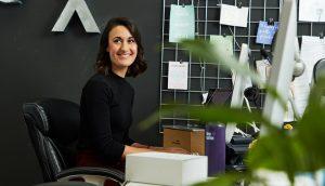 Líder del equipo de experiencia del cliente de Kate Pai