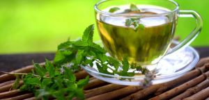 Beneficios para la salud del té de menta verde