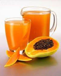 beneficios del jugo de papaya