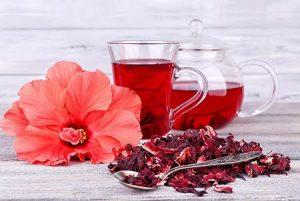 Beneficios para la salud del té de hibisco