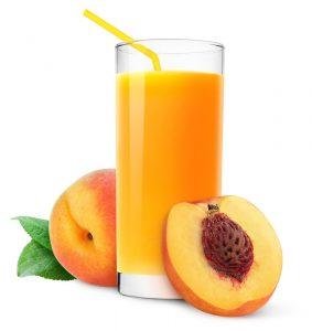 beneficios para la salud del jugo de durazno