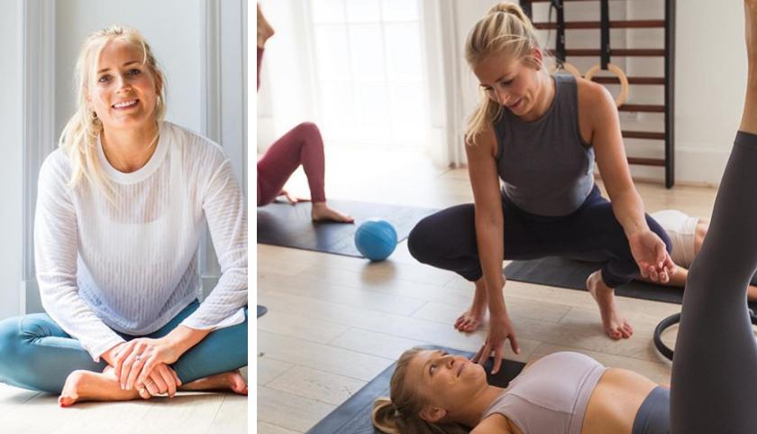 La entrenadora personal Katie Gray comparte su opinión sobre el fitness, el cuidado de la piel, la dieta y esa importante doble limpieza.