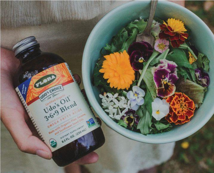 Paquete de atención inmunológica de Flora Health