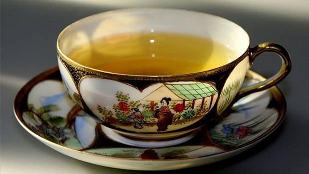sabor de té de tilo