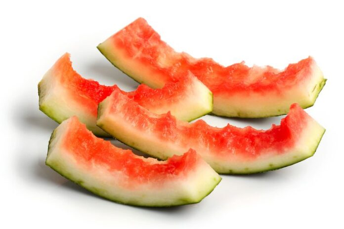 Corteza de sandía: beneficios para la salud de la corteza de sandía