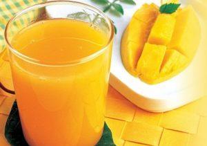 beneficios para la salud del jugo de mango