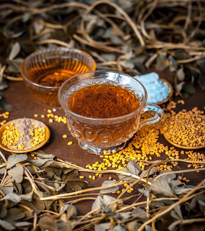 té de fenogreco
