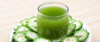 Beneficios para la salud del jugo de melón amargo