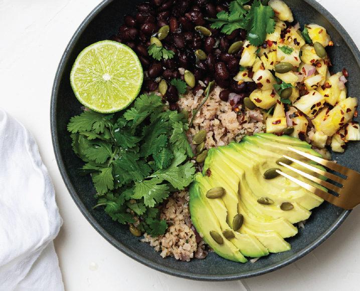 3 recetas inteligentes de un nutricionista
