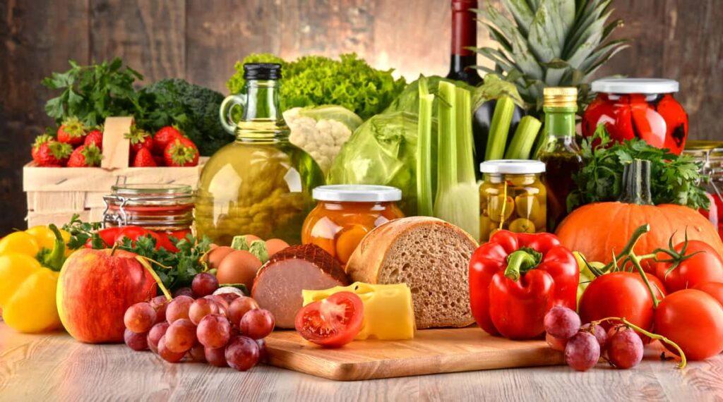 lista de alimentos orgánicos