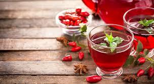 Beneficios para la salud del té de rosa mosqueta