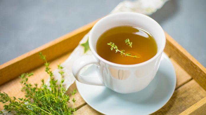 Beneficios para la salud del té de tomillo