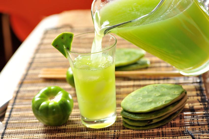 beneficios del agua de cactus