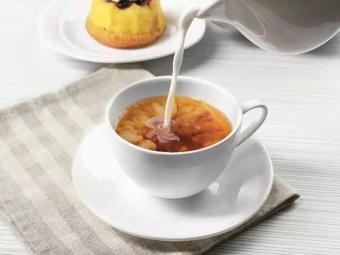 desayuno inglés té cafeína