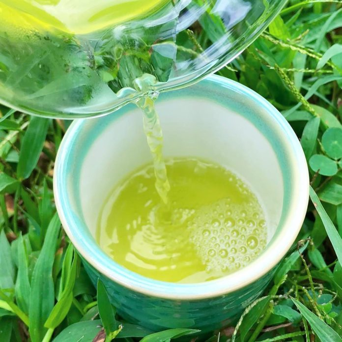 efectos secundarios del té sencha