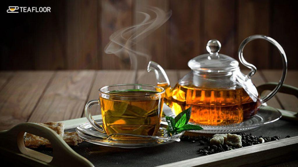 Beneficios para la salud del té Darjeeling