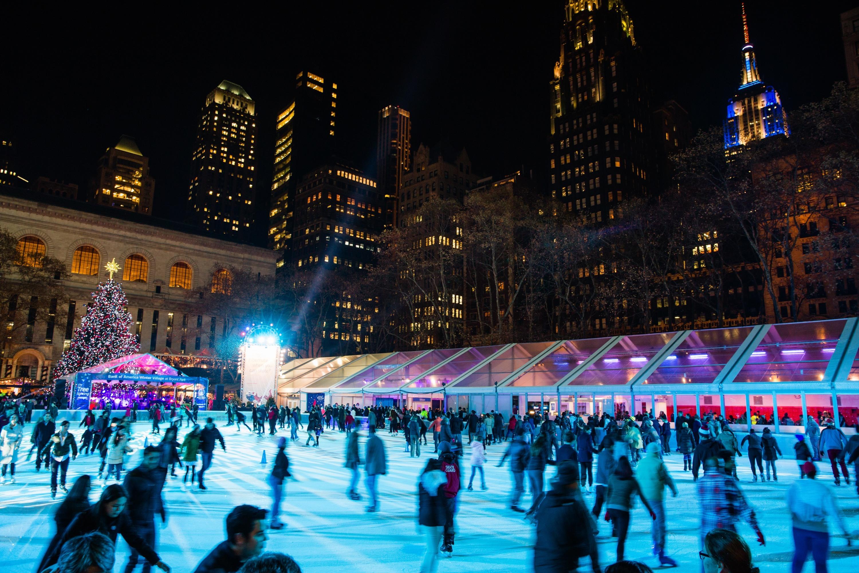 5 lugares imprescindibles en Nueva York durante las vacaciones