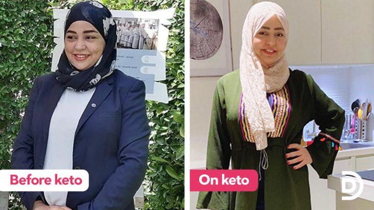 'Uso mi experiencia cetogénica para ayudar a mi comunidad árabe'