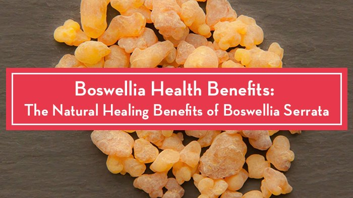 Beneficios para la salud de Boswellia