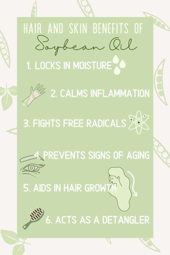 Beneficios para la salud del aceite de soja
