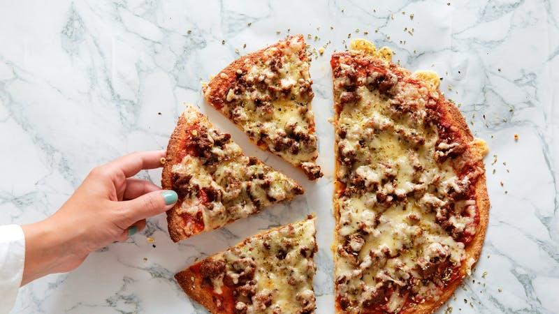 Pizza Keto Fathead