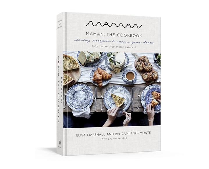 Dentro del libro de cocina de Maman (¡Sí, la receta de galletas está incluida!)