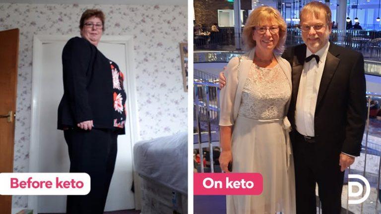 La acidez y el asma desaparecieron y también 143 libras – Diet Doctor